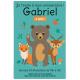 Invitation à personnaliser - Animaux de la Forêt Vert