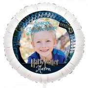Ballon Harry Potter Photo - Gonflé à l'Hélium 55 cm