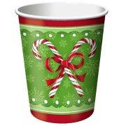 8 Gobelets Christmas Candy