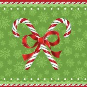 Nappe Christmas Candy
