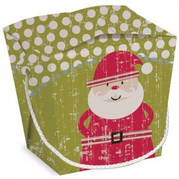 Grande boîte à gâteau Noël Tendresse