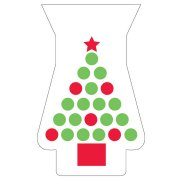 20 Sacs Cello Sapin de Noel