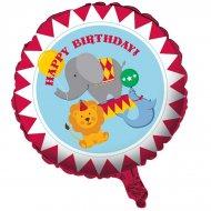 Ballon Mylar Sweet Circus