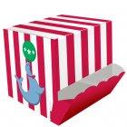 4 Boîtes à bonbons Circus