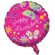Ballon Mylar Papillon Fun