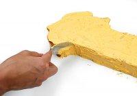 Rassembler les 2 parties de gâteau