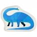 Grande Boîte à Fête Funny Dino. n°1