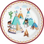 Thème anniversaire Indiens et Tipi pour l'anniversaire de votre enfant