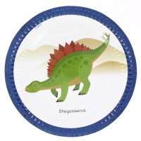 Thème anniversaire Happy Dino pour l'anniversaire de votre enfant