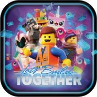 Thème anniversaire La Grande Aventure Lego 2 pour l'anniversaire de votre enfant