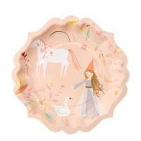 Thème anniversaire Princesse Magique pour l'anniversaire de votre enfant