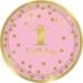 Boîte à fête Royal Birthday 1 - Rose. n°1