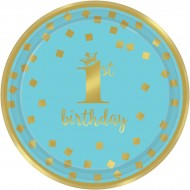 Royal Birthday 1 - Bleu