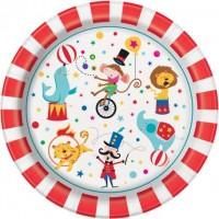 Thème anniversaire Happy Circus pour l'anniversaire de votre enfant