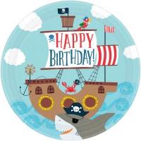 Thème anniversaire Pirate Birthday pour l'anniversaire de votre enfant