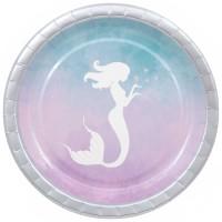 Thème anniversaire Merveilleuse Sirène pour l'anniversaire de votre enfant