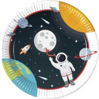 Thème anniversaire Dans l'Espace pour l'anniversaire de votre enfant