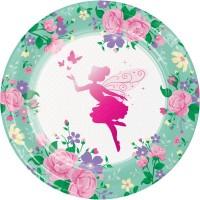 Thème anniversaire Fée Florale pour l'anniversaire de votre enfant