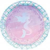 Boîte à fête Sirène iridescente