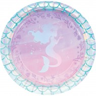 Sirène iridescente