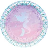 Thème anniversaire Sirène iridescente pour l'anniversaire de votre enfant