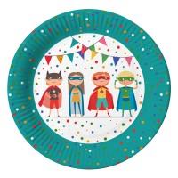 Thème anniversaire Super-Héros pour l'anniversaire de votre enfant