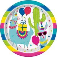 Thème anniversaire Lama Fun pour l'anniversaire de votre enfant