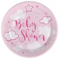 Boîte à fête Baby Shower Fille