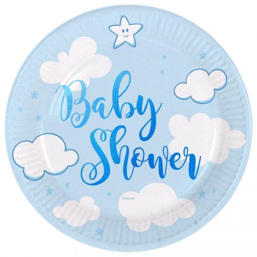 Boîte à fête Baby Shower Garçon