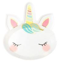 Thème anniversaire Licorne Pastel pour l'anniversaire de votre enfant