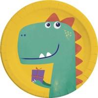 Thème anniversaire Dino pour l'anniversaire de votre enfant