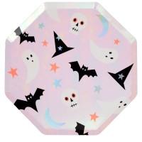 Thème anniversaire Funky Halloween Iridescent pour l'anniversaire de votre enfant