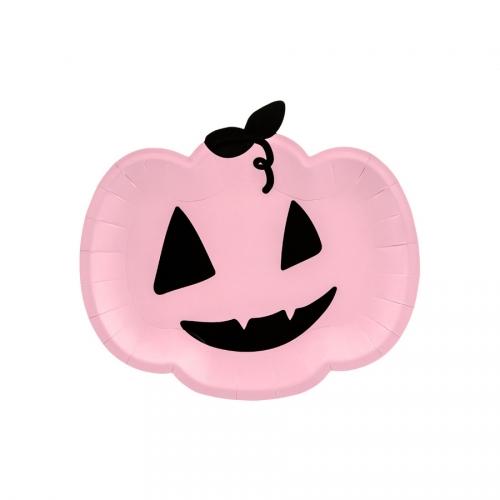Boîte à fête Halloween Rose