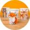 Boîte à fête Animaux de la Forêt images:#0