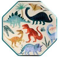 Thème anniversaire Royaume des Dinosaures pour l'anniversaire de votre enfant