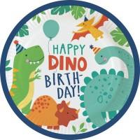Thème anniversaire Happy Dino Party pour l'anniversaire de votre enfant
