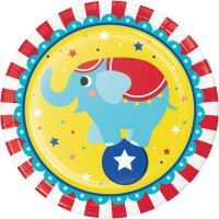 Thème anniversaire Circus Party pour l'anniversaire de votre enfant