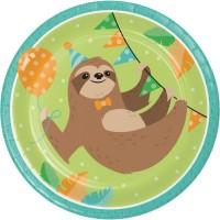 Thème anniversaire Paresseux Party pour l'anniversaire de votre enfant