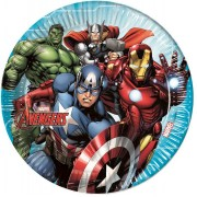 Grande boîte à fête Avengers
