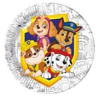 Thème anniversaire Pat Patrouille - Compostable pour l'anniversaire de votre enfant