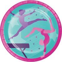 Thème anniversaire Gymnastique Party pour l'anniversaire de votre enfant