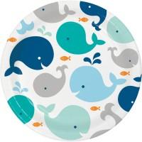 Thème anniversaire Baleine Bleue pour l'anniversaire de votre enfant