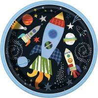 Thème anniversaire Cosmos Party pour l'anniversaire de votre enfant