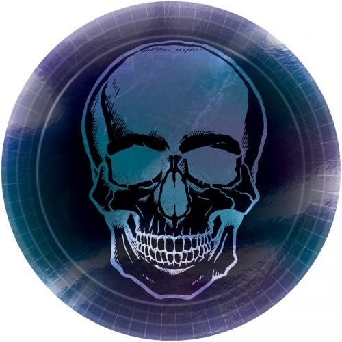 Boîte à  Fête Squelette Réfléchissant
