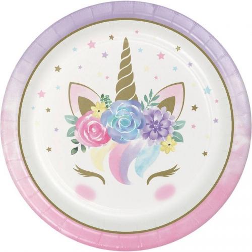 Maxi boîte à fête Unicorn Baby