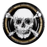 Boîte à Fête Pirate Noir/Or