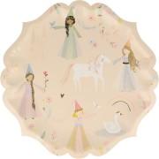 Boîte à fête Princesse Magique