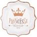 Maxi Boîte à fête Princesse Rose Gold. n°1