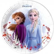 Boîte à fête Frozen 2 - Compostable