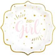 Grande Boîte à fête Baby Girl